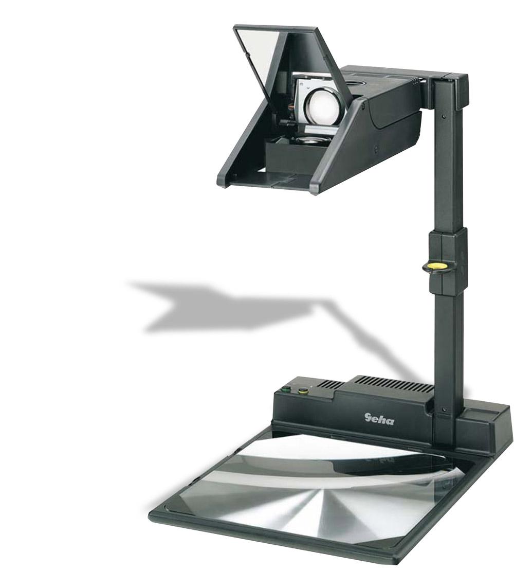 Kurrle Präsentationstechnik | Overheadprojektor OHP Kofferprojektor